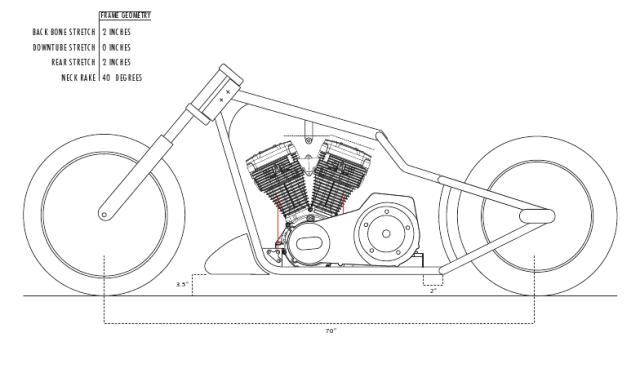 Motorcycle Frame Blueprints - Page 7 - Frame Design & Reviews ✓